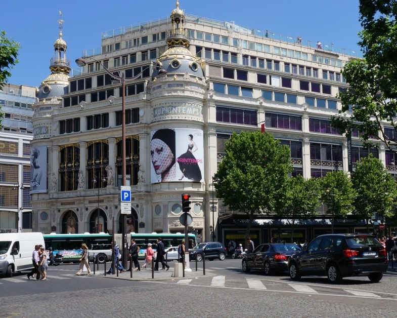 2014, ibidem.xyz ,Magasin Le Printemps,70, boulevard Haussmann,Paris,France
