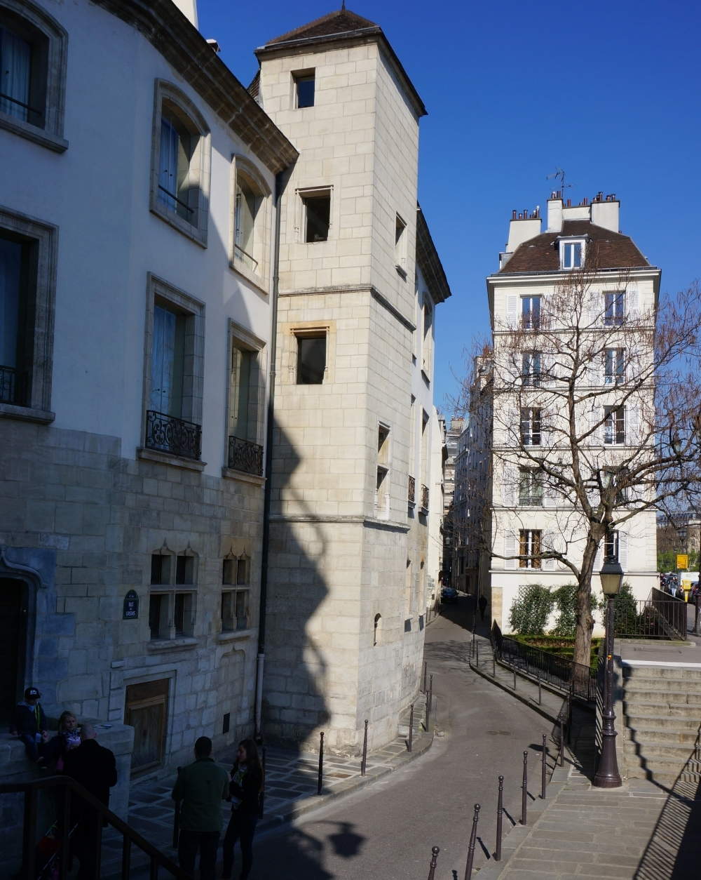 2014, ibidem.xyz ,rue des Ursins,rue des Ursins,Paris,France