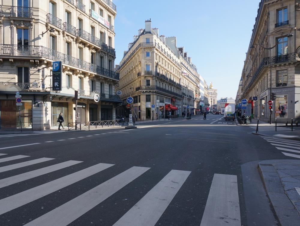 2017, ibidem.xyz ,Métro parisien – Percement ligne 3 rue Auber,14, rue Auber,Paris,France
