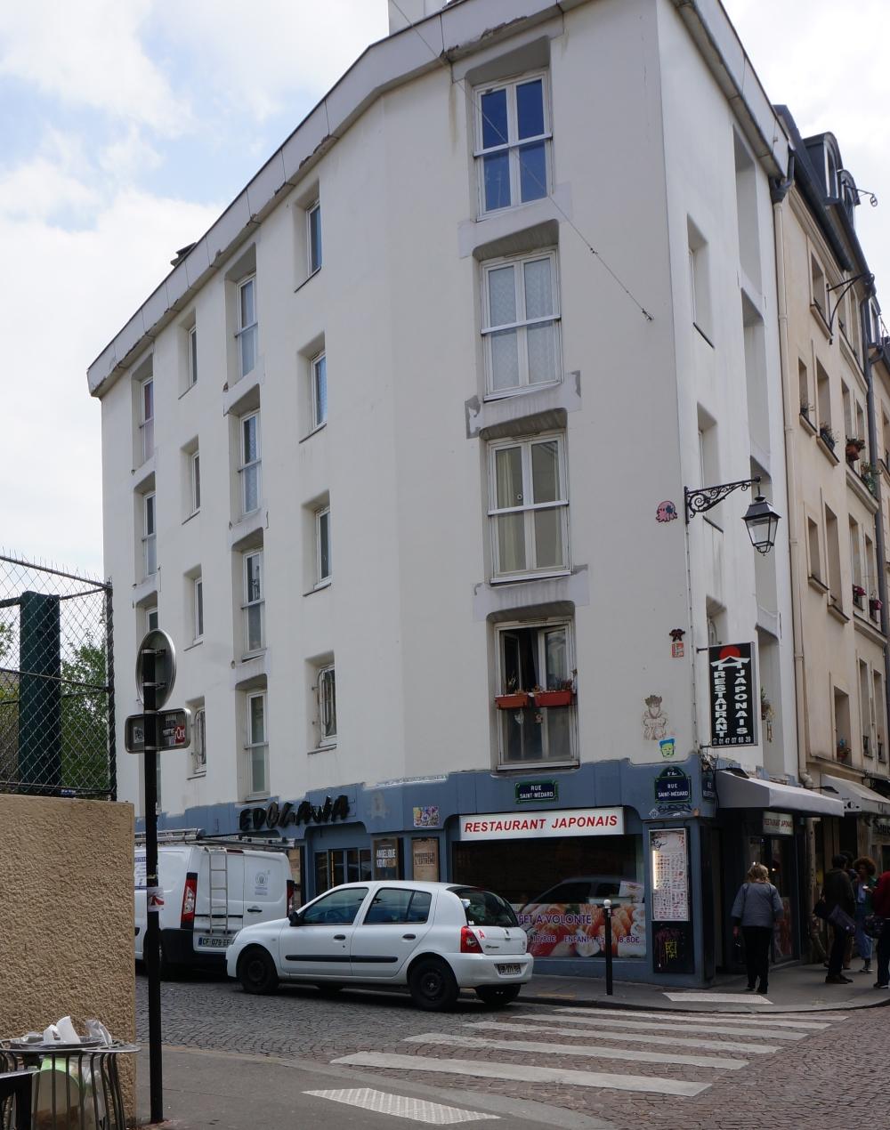 2019, ibidem.xyz ,rue Saint-Médard,21, rue Saint-Médard,Paris,France