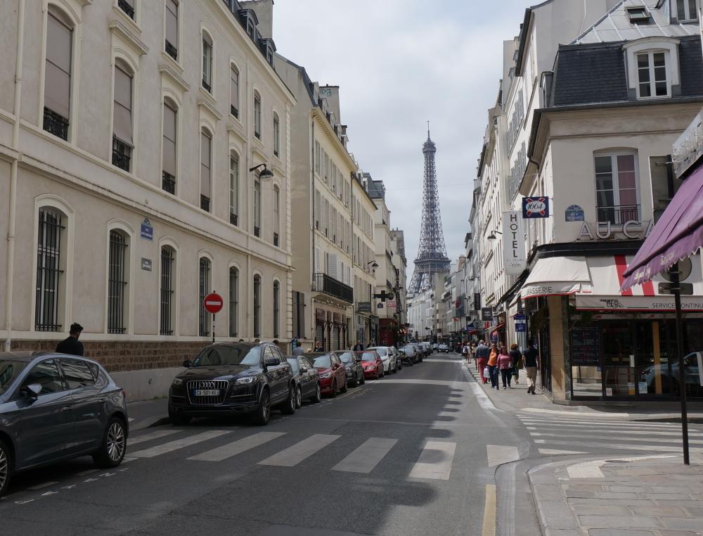 2019, ibidem.xyz ,Crue de 1910 – rue Saint-Dominique,52, rue Saint-Dominique,Paris,France