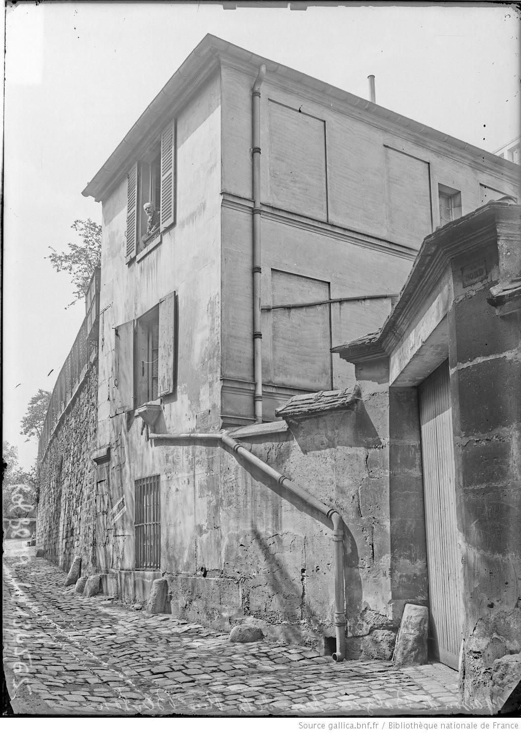 1909,Agence Rol,Maison de Balzac – rue Berton,24, rue Berton,Paris,France
