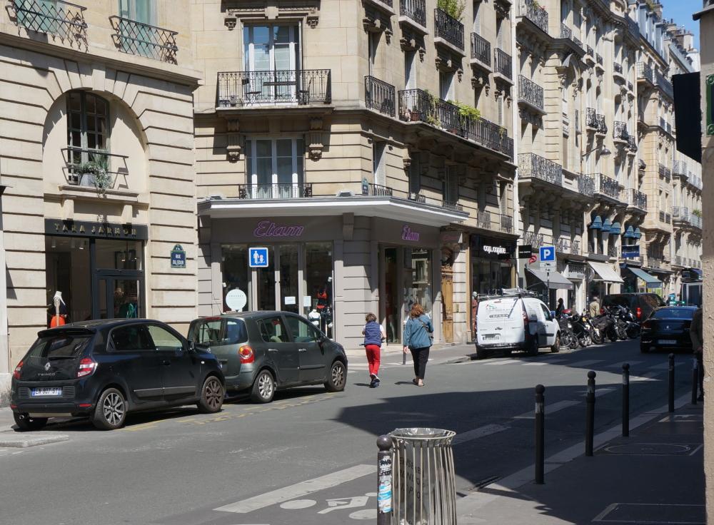 2020, ibidem.xyz ,Grève des terrassiers – rue du Four,20, rue du Four,Paris,France