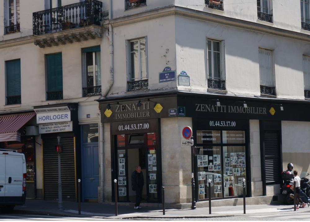 2014, ibidem.xyz ,La maison de Landru,75 rue de Rochechouart,Paris,France