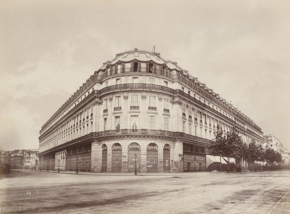 1864,Charles-Henri Plaut,Le Grand Hotel,12, boulevard des Capucines,Paris,France